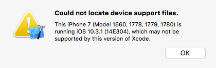 sound not locate device support files